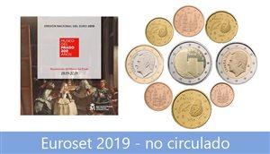 849ac1a8dc51 SET € ESPAÑA 2019 (9 MONEDAS) 200 AÑOS MUSEO DEL PRADO 1819-2019